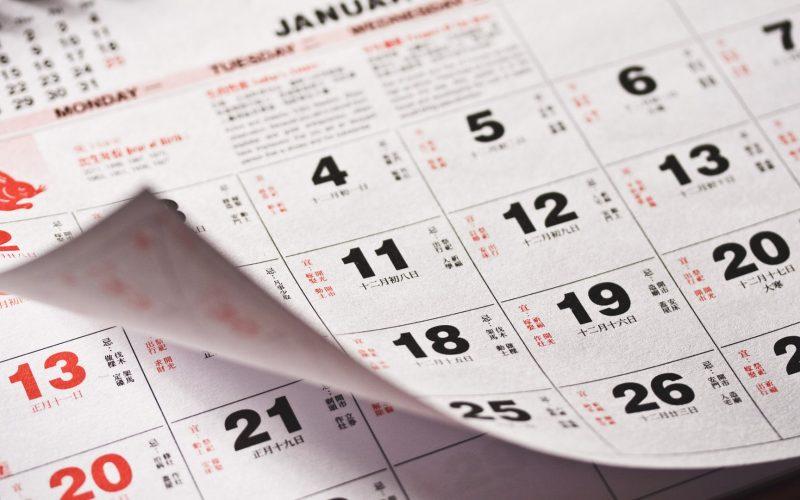Goodbye January…